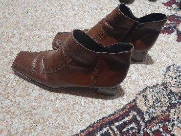 Ženska obuća   Leskovac: Zenske nemacke kozne cipele br 38. Pogledajte moje ostale oglase