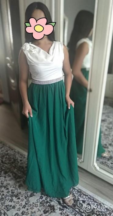 шифона в Кыргызстан: Нежное платье. Низ шифон