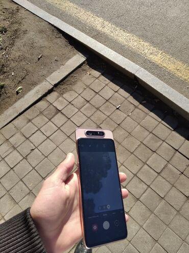 Samsung galaxy r - Азербайджан: Новый Samsung A80 128 ГБ Золотой