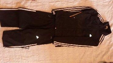 Спортивный костюм зима - Кыргызстан: Спортивный костюм женский, Adidas оригинал 42р. Состояние отличное