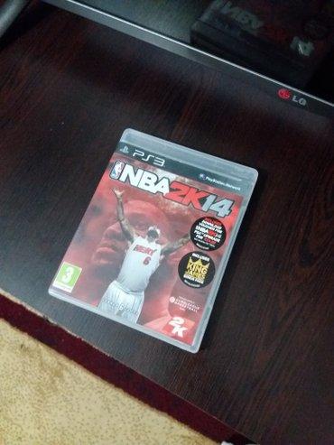 Xırdalan şəhərində NBA2K14 satilir çox az istifade olunub demey olarki yenidir. Diskin ci