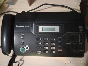 Телефон-флай-fs407 - Кыргызстан: Факс панасоник