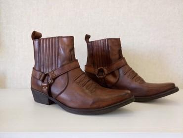 винтажные мужские ботинки в Азербайджан: Мужские ботинки 44