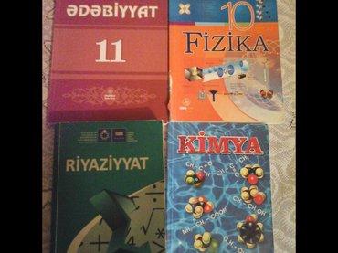 Bakı şəhərində Kitablar hərəsi 2 manatdan