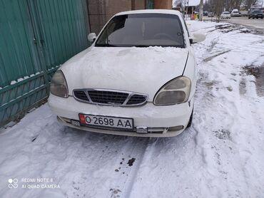 купить титановые диски на ниву в Кыргызстан: Daewoo Nubira 1.5 л. 2001 | 240000 км