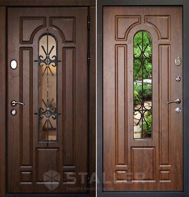 Бронированная дверь, входная дверь, металлические двери в Бишкек