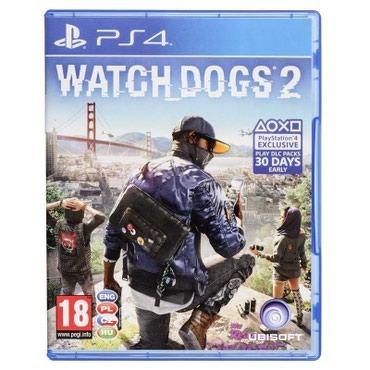 Bakı şəhərində Watch dogs 2