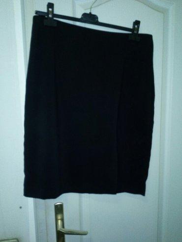 Ika-bluza-jaknica-italijanskog-brenda-biaggini - Srbija: Biaggini crna svecana suknja,napred neprimetan slic. Vel. 42-44.Letnja