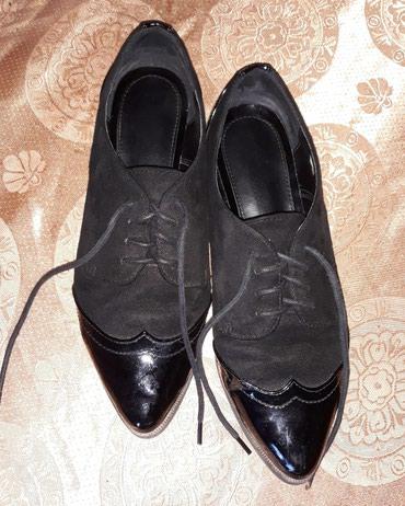 Cipelice ravne, dva puta nošene! Broj 37 - Loznica