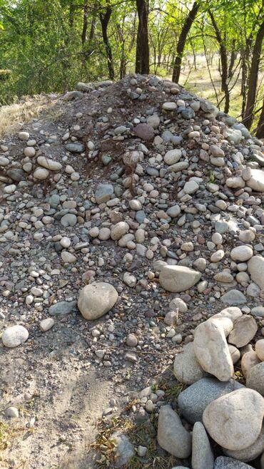заливка фундамента цена бишкек в Кыргызстан: БЕКЕР таш фундаментке. БЕСПЛАТНО камень для фундамента. Самовывоз