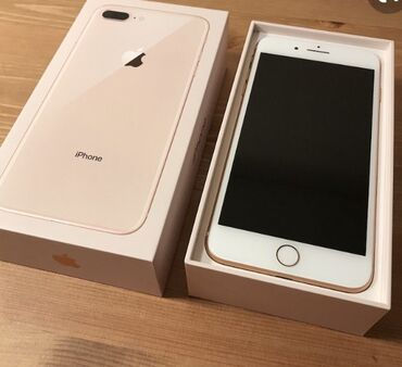 Продам IPhone 8 Plus 64  В идеальном состоянии Американец  С полной ко