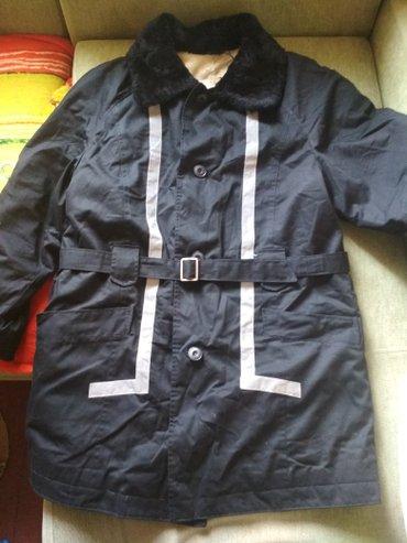 Рабочая куртка зимняя. подклад в Бишкек