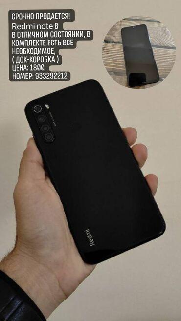 127 объявлений | ЭЛЕКТРОНИКА: Xiaomi Redmi Note 8 | 64 ГБ | Черный | Две SIM карты