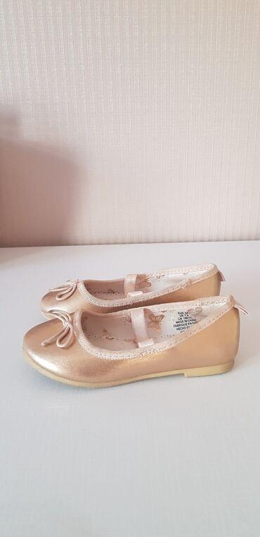 туфли 24 размер в Кыргызстан: Детские туфли в хорошем состоянии фирма H&M размер 24 за 400 сом