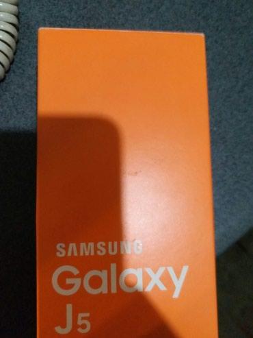 Bakı şəhərində Samsung Galaxy J5 Qutusu.