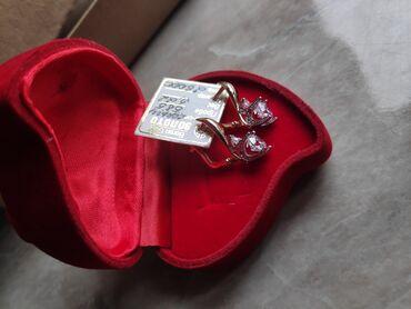 купи продай in Кыргызстан | MERCEDES-BENZ: Серьги золотые! Продаю! Были куплены со скидкой за 26 000. Стоили чуть