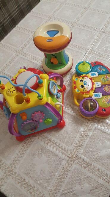 развивающие игрушки для младенцев в Кыргызстан: Игрушки (не рабочие) за все 600с