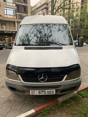 дизель форум бишкек недвижимость в Кыргызстан: Mercedes-Benz Sprinter 2.2 л. 2003