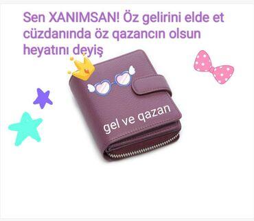 İş axtaran xanımların nəzərinə. marketinq şəbəkə biznesi sizə online