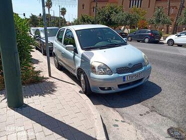 Toyota Yaris 1 l. 2004 | 133000 km