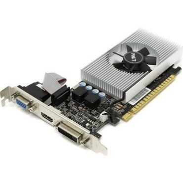компьютер в Кыргызстан: Продаю видеокарта GT 730 2Gb 128bit (почти новый) и Монитор LG L1918S