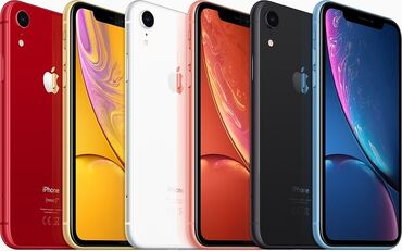 фритюрницы цены в Кыргызстан: Б/У iPhone Xr 128 ГБ Белый