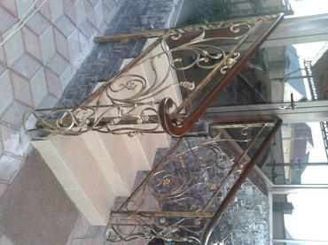 Выполняем сварочные работы лестницы в Лебединовка