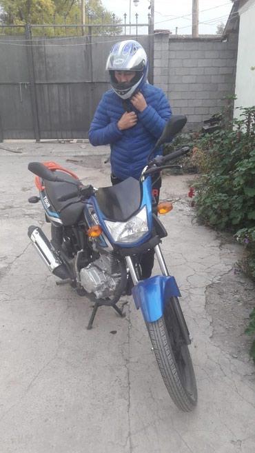 Мотоцикл в идеальном состоянии. в Беловодское