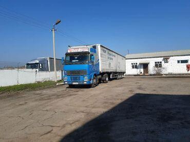 Грузовик - Кыргызстан: VOLVO FH12.420Полуприцеп DESOT год.2001 тормоза барабаны Состояние