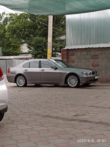 BMW 745 4.4 л. 2004