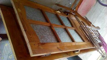 двери ауди 100 с3 в Ак-Джол: Продаются окна двери и люстры .Все целое.в хорошем состоянииЦена