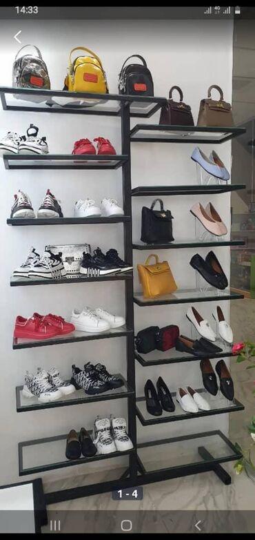 Полки для обувь стелажи