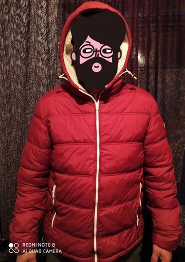Продаю куртку. Состояние отличное. Свет красный