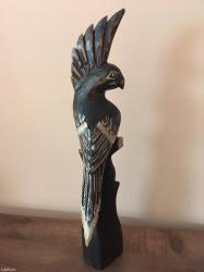 Papagaj dekoracija,drvo - Novi Sad