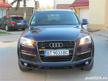 Οχήματα - Ελλαδα: Audi Q7 4.2 l. 2007 | 95000 km