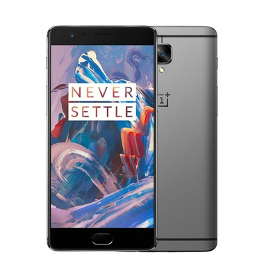 6GB Ram 64GB Rom 5,5in AMOLED OnePlus 3 4K Video NFC Android 8 σε Thessaloniki