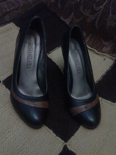 Bakı şəhərində туфли 36 размер в хорошем состоянии