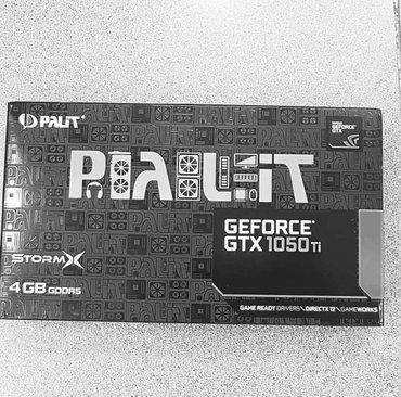 Geforce GTX 1050Tİ  4GB elde cox az qaldi в Bakı