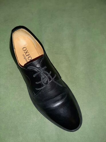 Туфли мужские, кожа, размер 38-39, по стельке 25 см,состояние