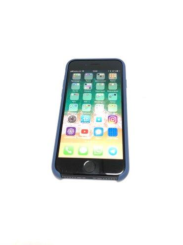 продаётся iphone 7 128 gb оригинал 100%. не реф. покупал в официальном в Бишкек - фото 5