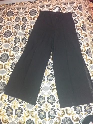 Детская одежда и обувь в Кыргызстан: Продаю жен.широкие брюки кюлоты Турция. Все сезонные кюлоты