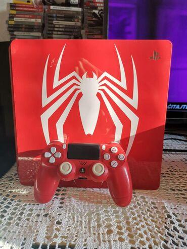 99 oglasa | PS4 (SONY PLAYSTATION 4): Spiderman i gran turismo ps4 limited edition konzole, memorija 1tb. Za
