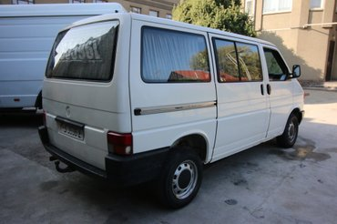 Продам Фольксваген Транспортер, Т4, 1991 года, 2,4, дизель, белый, в Бишкек