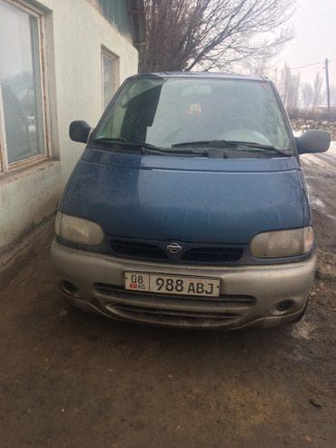 Nissan Serena 2000 в Шопоков