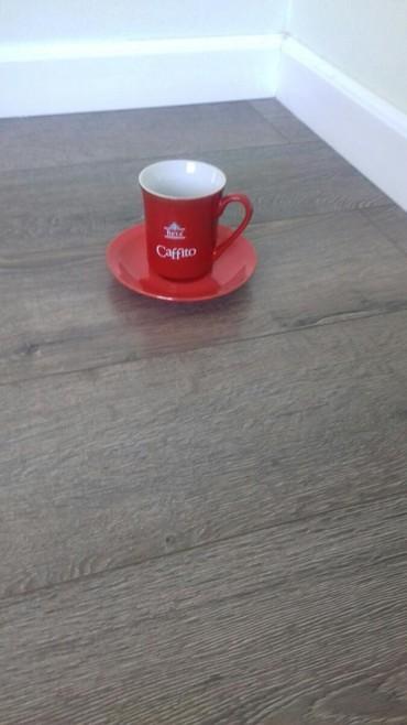 чашка с блюдцем в Кыргызстан: Чайные чашки с блюдцами для дома, столовой или кафе. Состояние отлич
