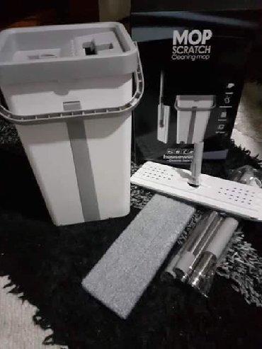 Tablet mop sa kantom koji se sam cedi bez koriscenja rukuSavršen