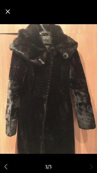 размер s шуба в Кыргызстан: Шуба мутон на девочку 44 размер
