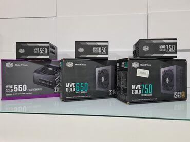Новые модульные блоки питания серии голд  coolermaster mwe750 ват  бло