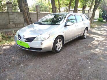 прицеп автомобильный бу в Кыргызстан: Nissan Primera 2 л. 2002 | 260000 км