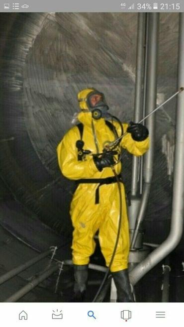 Зачистка Резервуаров от нефти: АЗС Нефтебаз: : покраска итд в Бишкек